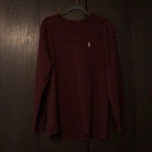 Ralph Lauren Thermal Sweater